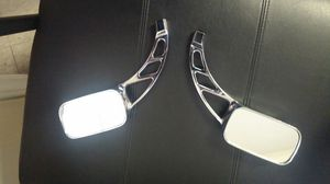 Custom motorcycle mirrors for Sale in Durham, NC