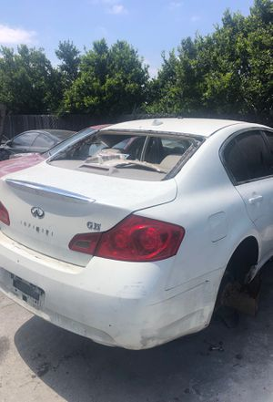 Infinity G37 parting out 2006 for Sale in Los Angeles, CA