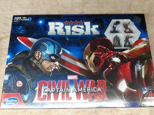 "Risk "" Marvels Captain America civil war for Sale in Las Vegas, NV"