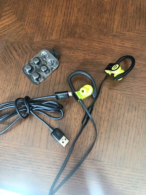 Power beats 3 wireless for Sale in Indianapolis, IN