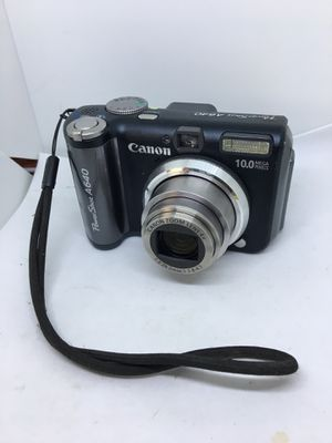 CANON PowerShot A640 10MP + 1GB Card Digital Camera for Sale in Oakland Park, FL