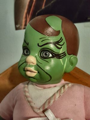 Grinch style doll for Sale in Home, WA
