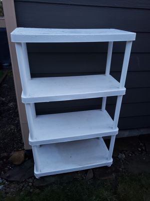 Shelving, storage rack shelf for Sale in Bonney Lake, WA