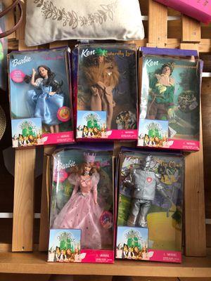Wizard of Oz Barbie Set for Sale in Fairfax, VA