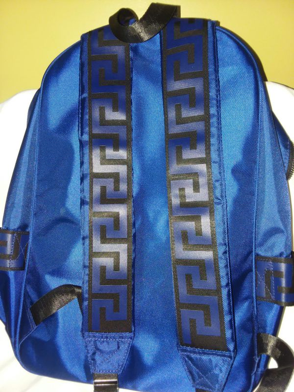 Versace parfums backpack for Sale in Suffolk 4ac8964829df8