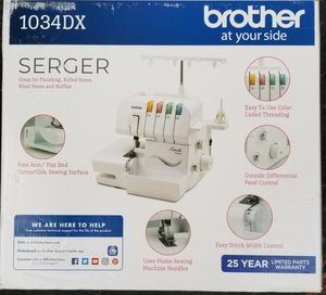 Brother Serger Sewing Machine for Sale in Raleigh, NC
