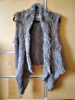 June Fur vest for Sale in Queens, NY