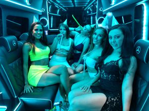 Party Bus! 12-35 passengers available! for Sale in Downey, CA