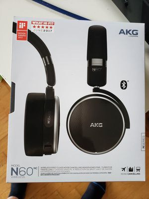 Wireless AKG headphones for Sale in Lexington, KY