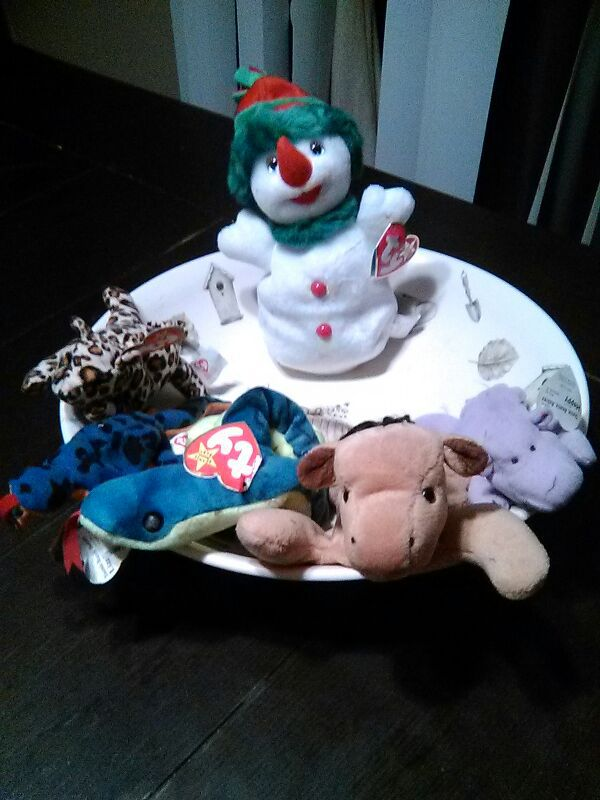 75c9c2a42ad Beanie Babies   Never Used for Sale in Escondido
