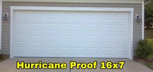 Hurricane Proof Garage Door Brand New// Install and repair for Sale in FL, US