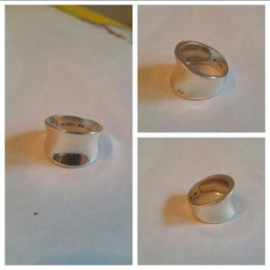 Sterling concave band for Sale in Leavenworth, WA