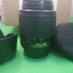 Nikon 200mm Zoom Lens for Sale in Lakewood, OH