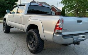 Super price.2009 Toyota Tacoma Fully loaded. 4WDWheels for Sale in Mesa, AZ
