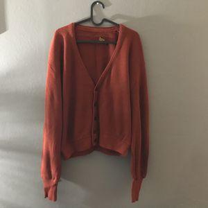 Burnt Orange Brand New Cardigan for Sale in Decatur, GA