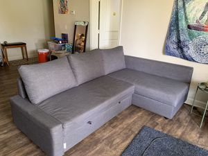 Sofa sectional / sleeper for Sale in Deerfield Beach, FL