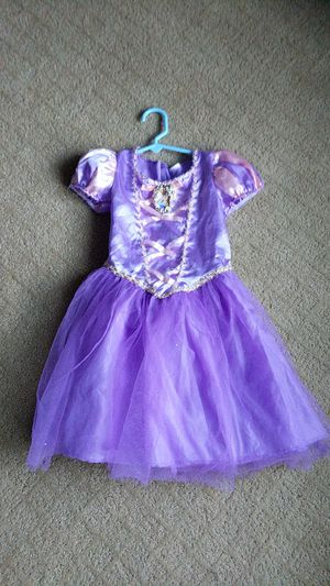 Disney princess Rapunzel dress costume 3T for Sale in Gilbert, AZ