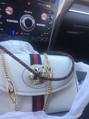 Brand new Gucci bag price tag still on bag never worn for Sale in Philadelphia, PA