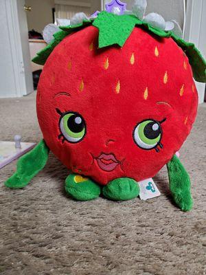 Hopkins Strawberry Plush for Sale in Fontana, CA