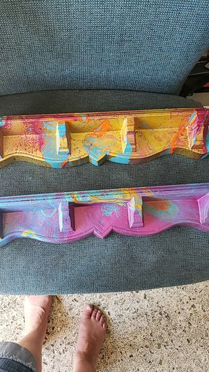 Hydro Dipped Bookshelves for Sale in Clearwater, FL