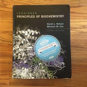 Lehninger Principles Of Biochemistry for Sale in Detroit, MI