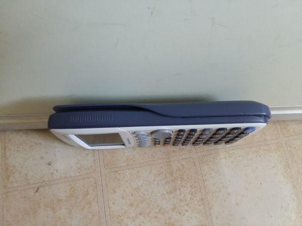 Casio FX-9750GA Plus graphic calculator.