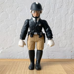 Vintage 80s Ghostbusters Haunted Humans X-Cop Police Man Fright Features Action Figure Toy for Sale in Elizabethtown, PA