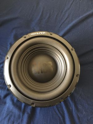 Subwoofer for Sale in Hayward, CA