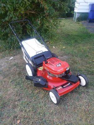 Lawnmower Self Propelled Toro Recycler for Sale in Torrington, CT