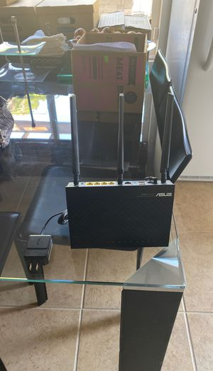 Asus RT-N66U Dark Knight Router with Tomato OS for Sale in Las Vegas, NV