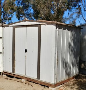 Metal Shed MOVING for Sale in San Diego, CA