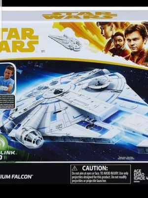 Star Wars Force Link 2.0 Millennium Falcon for Sale in Bowie, MD