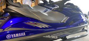 Yamaha Fx sho supercharged only 98hrs 3 seater like sea doo rxt rxp svho jet ski for Sale in Stickney, IL