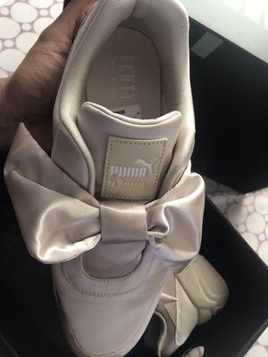 Rihanna Fenty Pumas w/ Bow for Sale in Herndon, VA