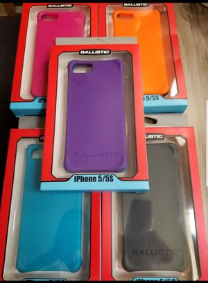 Iphone 5s covers for Sale in Lexington, SC