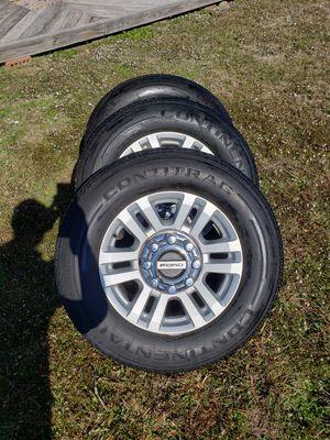 "18"" Ford F250 F350 Wheels for Sale in Grand Prairie, TX"