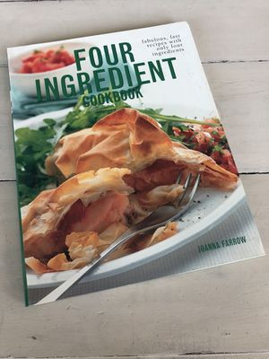 Four ingredient cook book for Sale in Clovis, CA