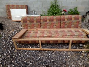 Sofa for RV with mechanism and wood frame. for Sale in Austin, TX