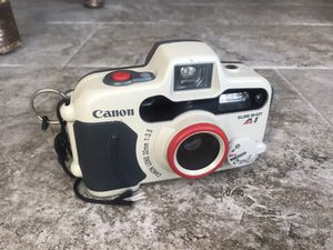 Canon sure shot a one underwater camera for Sale in Carlsbad, CA