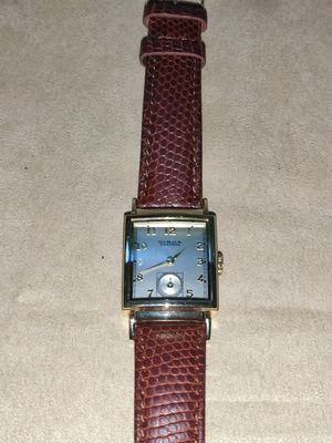Circa Timepiece CT101TL 23K Gold Plated for Sale in Annandale, VA
