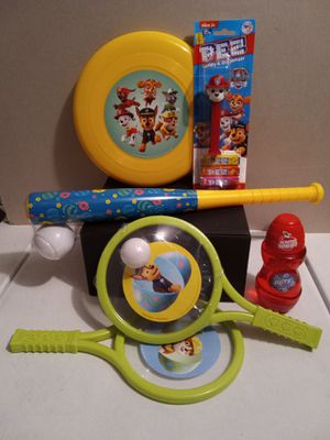 Paw Patrol Toy Set for Sale in Greenbelt, MD
