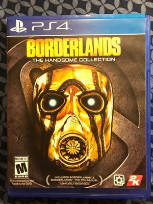 Borderlands Handsome Collection PS4 for Sale in Milton, PA