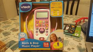 Vtech Rock & Bop Music Player for Sale in Fairfax, VA