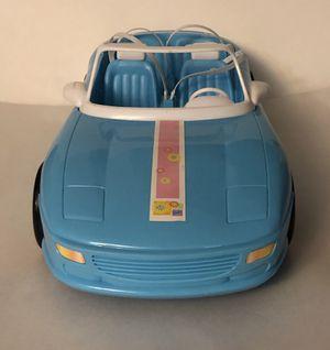 Near Perfect 1996 Blue & White Mattel Barbie Convertible for Sale in Whitman, MA