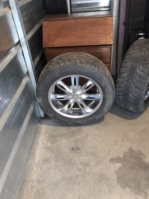 Wheels and tires for Sale in Wenatchee, WA