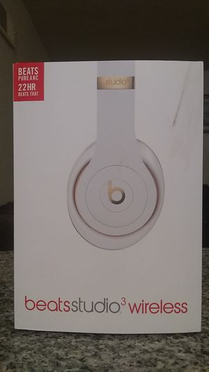 Beatsstudio3 wireless headphones for Sale in St. Louis, MO