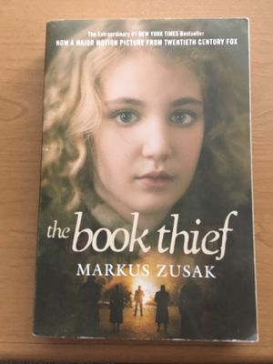 Book Thief Novel for Sale in Lynwood, CA