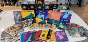 pokemon collection please read description for Sale in Victorville, CA