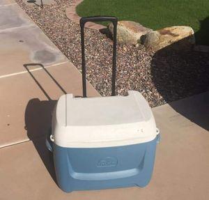 60 QT rolling cooler for Sale in Mesa, AZ