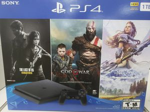 Ps4 with 3 games for Sale in Fort Worth, TX